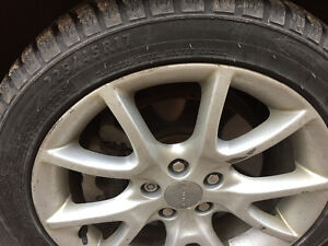 Like New Winter Tires