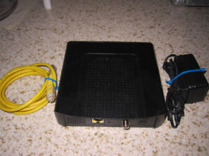 Thomson DCM476 Cable Modem DOCSIS 3.0