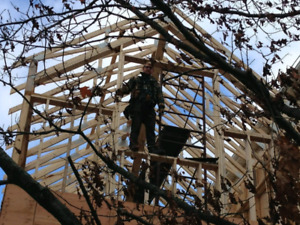 Carpenter for new construction or Renovation.