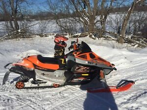 Cash for your 2007+ Arctic Cat Sleds