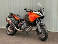 KTM 1190 ADVENTURE TOURING COMMUTING MOTORCYCLE