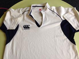 Canterbury cricket top