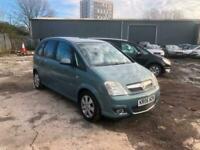 Vauxhall meriva 1.4 petrol mot 2key alloy looks and drive excellent low miles