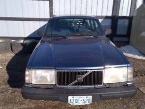 Volvo 240DL Wagon for Sale