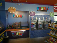 Add FROZU! to your existing business in Greater Halifax, NS