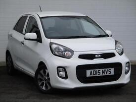 2015 Kia Picanto 1.25 2 Manual Hatchback