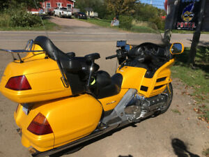 2001 GL1800 Goldwing ABS