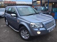 Land Rover Freelander 2 2.2Td4 auto 20008 XS DIESEL 4X4 SORRY NOW SOLD
