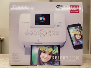Canon Selphy Wireless Mini Printer