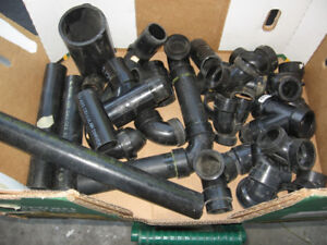 PLUMBING (ABS fittings ad pvc tubing)