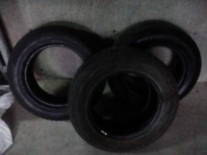 3 Dunlop All-Season Tires