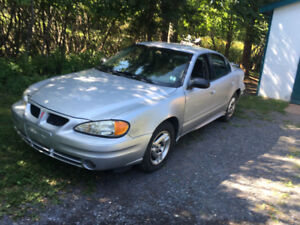2003 Pontiac grand am 2.2 automatic