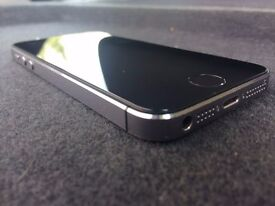 iPhone 5s space grey 16gb - brand new condition, used for 7 months - still under warranty with Apple
