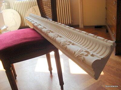 Stucco - wunderschöne im Neobarock Stil - Stuckleiste 110-9037 Deckenspiegel