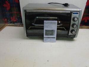 CONVECTION OVEN / TOASTER