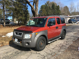 2003 Honda Element w/Y Pkg SUV, Crossover