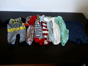 10 pc boy 3/6 month lot