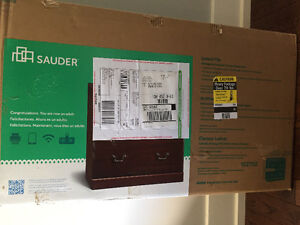Brand-new Sauder two drawer filing cabinet