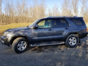 2003 Toyota 4Runner Limited V8 4.7