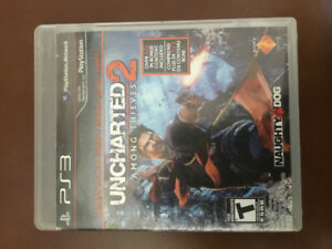 PS3 Game 'Uncharted 2 - Among Thieves'