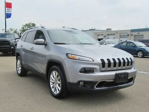 2016 Jeep Cherokee Limited  w/ Safety  Tech Group