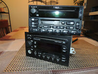 Ford and GM am fm CD oem radios  40.00  ea PRICE DROP !!