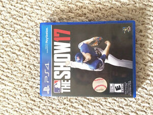 Mlb 17 the show for ps4