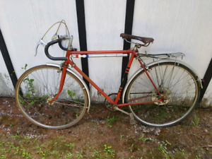 Extremely Rare 1968 Vintage Racing Bicycle