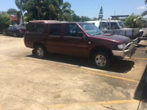 Wrecking 2002 Holden Rodeo (Stock #F0733) Mareeba Tablelands Preview