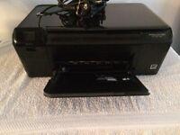HP Ink Jet Printer Working