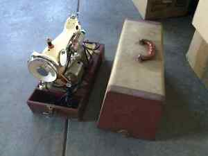 antique beacon sewing machine
