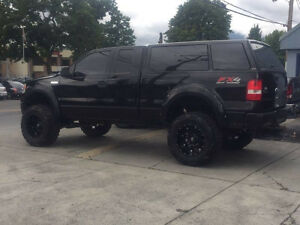 2006 f150 FX4 looking for trade on F350 or 14,000$ obo