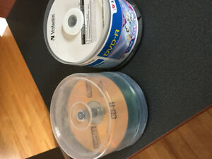 DVD and CD Discs