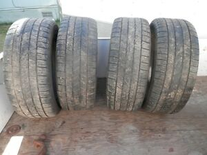 4 - Goodyear Eagle LS2 P275/55R20 Tires