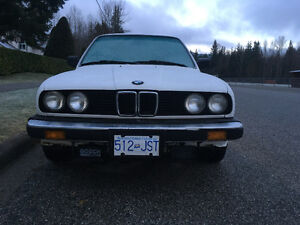 1984 BMW 3-Series Coupe (2 door)
