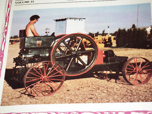OLD GAS ENGINE AND TRACTOR MAGAZINES MINT . Windsor Region Ontario image 1