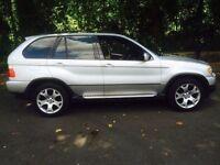 BMW X5 2003 3.0 Automatic Silver Diesel