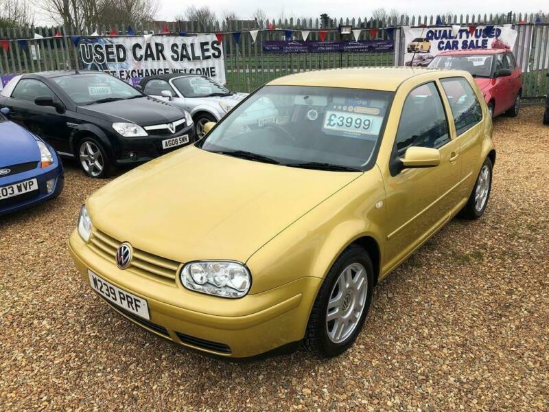 2000 Volkswagen Golf 18 T Gti 3dr In March Cambridgeshire Gumtree