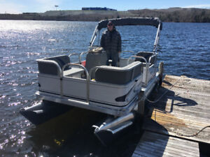 Compact Pontoon Package  NEW 14ft / 16Ft / 18FT NS