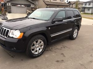 2008 JEEP GRAND CHEROKEE LIMITED S (3.0 litre Diesel)