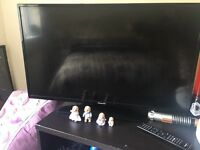 40 inch Panasonic HD ready TV with Built In Freeview