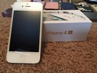 White iPhone 4S 16G