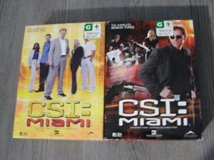 CSI saison  2-3