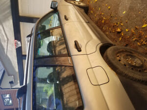 2004 Subaru Forester Wagon for parts Best Offer