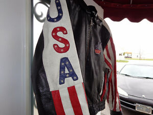 """""""Easy Rider"""" jacket in large -  recycledgear.ca Kawartha Lakes Peterborough Area image 8"""