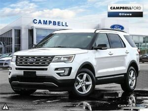 2017 Ford Explorer XLT AWD-LOADED-ONLY 1 AT THIS PRICE