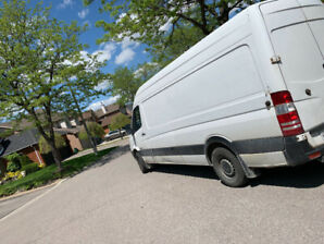 2007 Dodge Sprinter 170 Wheel Base