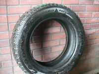 One Goodyear Nordic winter tire  205 60 16  for sale