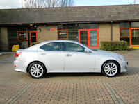 2008 58 REG LEXUS IS 250 2.5 AUTO SR