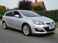 2013 Vauxhall Astra 1.7 CDTi 16V ecoFLEX TECH LINE 5DR TURBO DIESEL ESTATE *7...